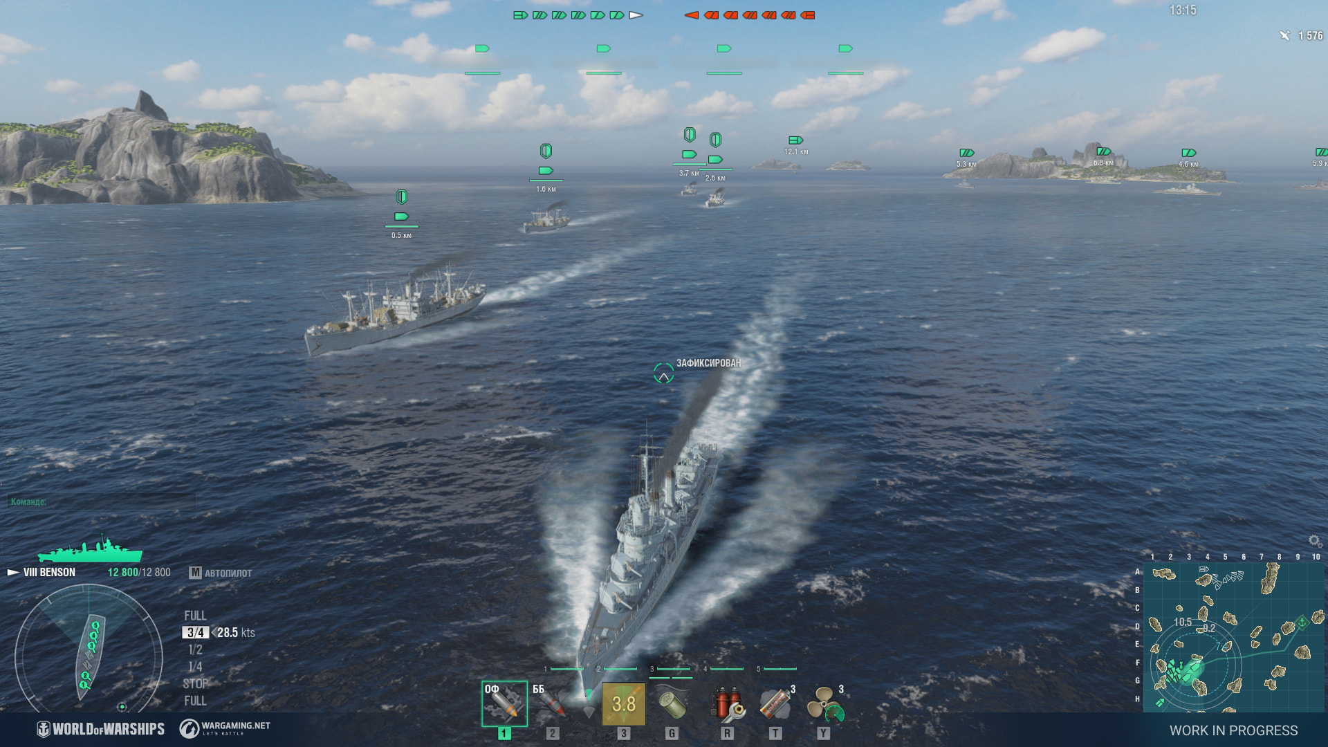 """ST 0.10.8, 6th World of Warships Birthday, """"Aircraft Bureaus Contest"""" and  """"Soviet carriers"""" event, Convoys and other news - Development blog BETA"""
